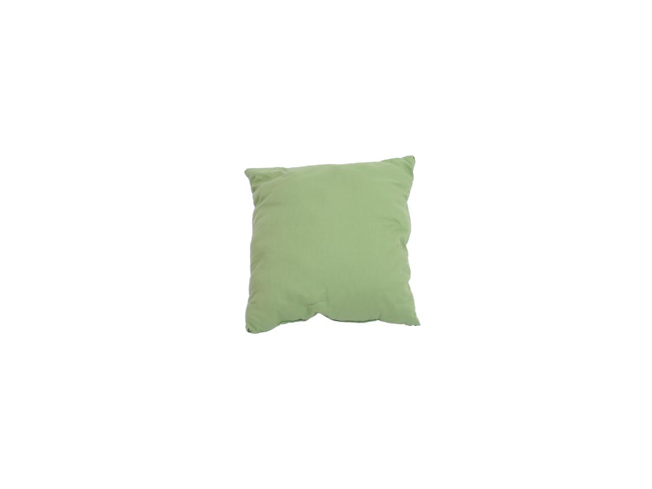 kussen 50 x 50 cm fel groen