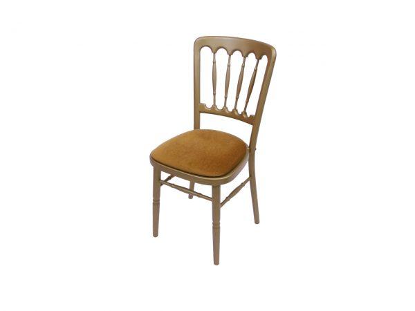 gouden stoel huren