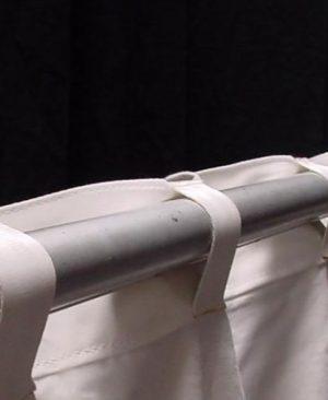 pipe and drape doek
