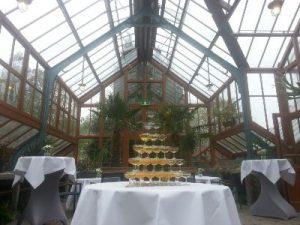 oudehortus, triadepartyrent, champagnetoren, Utrecht, Hortus botanicus