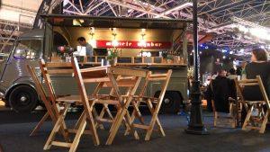 Mobiele Wijnbar - Café de Paris - bistroset - festival - Triade Party Rent - Event2016 - Event16 - evenementenbeurs - jaarbeurs - Utrecht