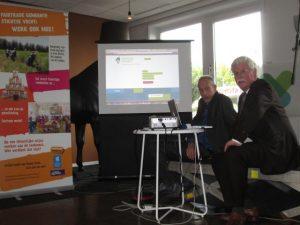 Mark van der Horst - Triade Party Rent - duurzaamheidshuis - Jaap Verkroost - wethouder Stichtse Vecht
